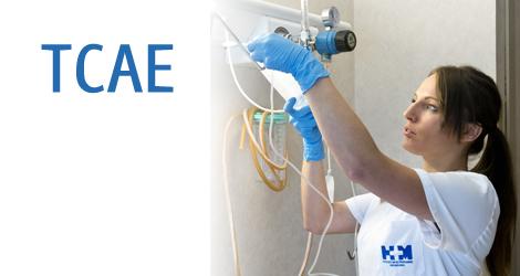 Técnico En Cuidados Auxiliares De Enfermería